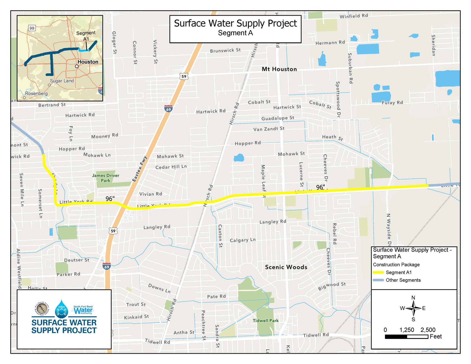 SWSP - Segment A1
